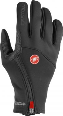 Castelli Mortirolo cycling gloves black men
