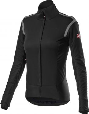 Castelli Alpha RoS 2 jersey long sleeve black women