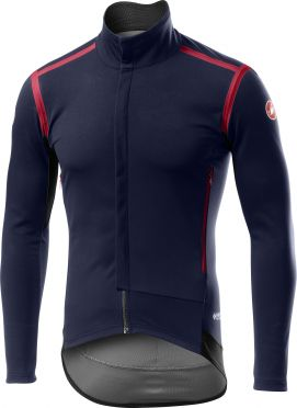 Castelli Perfetto RoS cycling jacket blue men