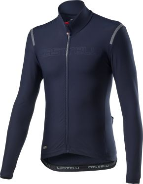 Castelli tutto nano RoS jersey long sleeve blue men