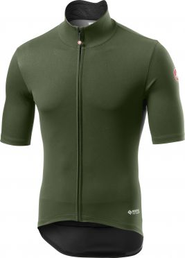 Castelli Perfetto RoS Light jersey short sleeve green men