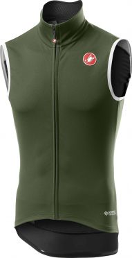 Castelli Perfetto RoS vest sleeveless green men