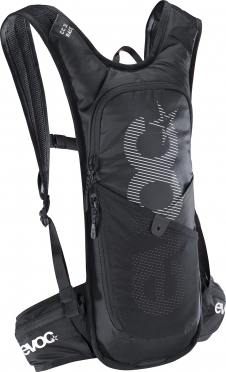 Evoc CC race 3L + 2L bladder backpack black