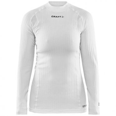Craft Active extreme X RN baselayer long sleeve white woman