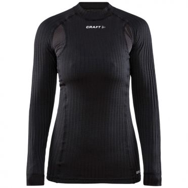 Craft Active extreme X RN baselayer long sleeve black woman
