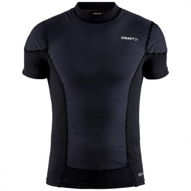 Craft Active extreme X Wind baselayer short sleeve black men
