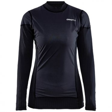 Craft Active extreme X RN baselayer long sleeve black woman Kopie