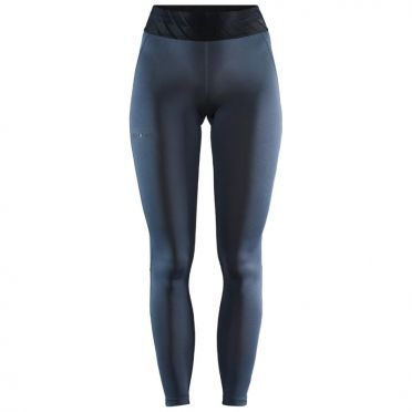 Craft Core Essence running tights blue women