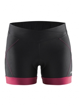 Craft Move hot pants black/red women