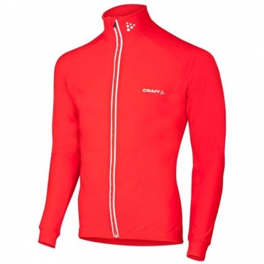 Craft Thermo skate jacket red unisex