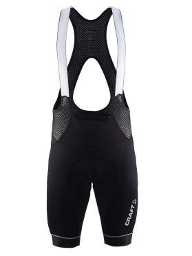 Craft Verve bib shorts black men