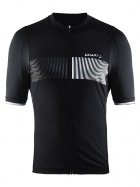 Craft Verve Glow cycling jersey black men