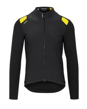 Assos Equipe RS spring fall jacket black men