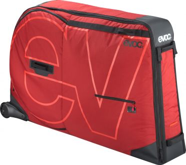 Evoc Bike travel bag bike case chili red