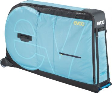 Evoc Bike travel bag pro bike case blue