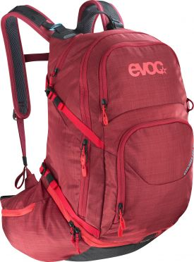 Evoc Explorer pro 26 liter backpack red