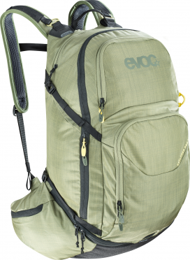 Evoc Explorer pro 30 liter backpack light olive