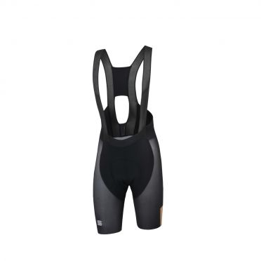 Sportful Bodyfit pro air bibshort black/gold men