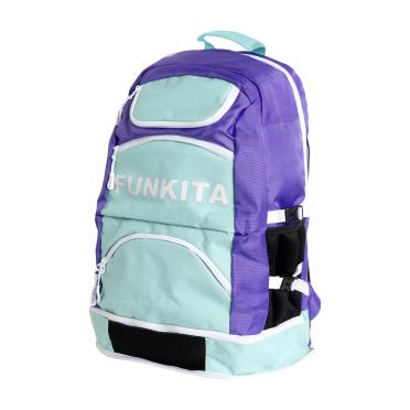 Funkita Elite squad backpack purple power