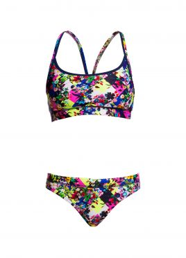 Funkita Princess cut Sports bikini set women