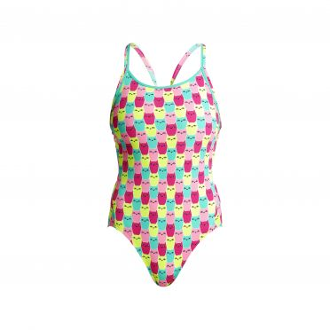 Funkita Minty mittens diamond back bathing suit women