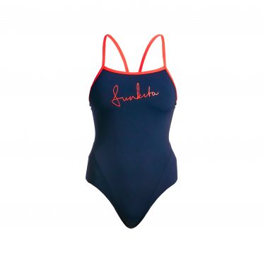 Funkita Ocean fire single strap bathing suit women