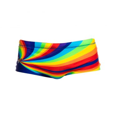 Funky Trunks Pony puff Plain front trunk swimming men