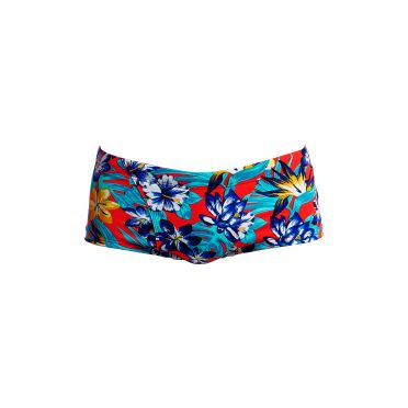 Funky Trunks Aloha from Hawaii Classic trunk swimming men