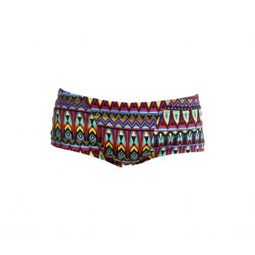Funky Trunks Fire tribe Classic trunk swimming men