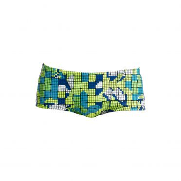 Funky Trunks Glow rider Classic trunk swimming men