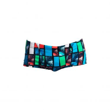 Funky Trunks Jungle line Classic trunk swimming men