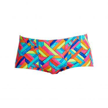Funky Trunks Panel pop Classic trunk swimming men