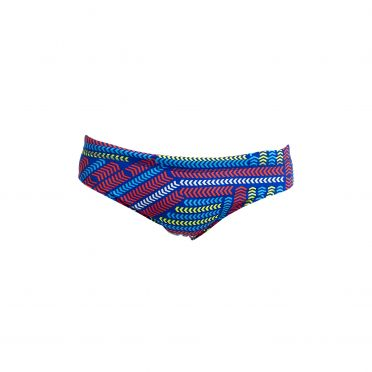 Funky Trunks Chain reaction Classic brief swimming men