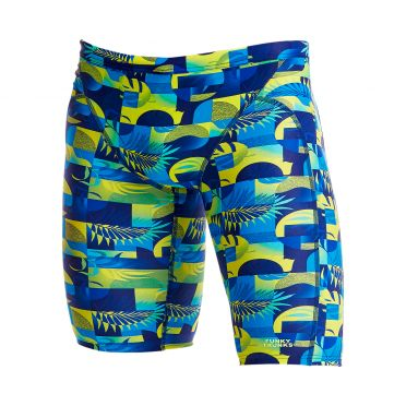 Funky Trunks Magnum Pi Training jammer swimming