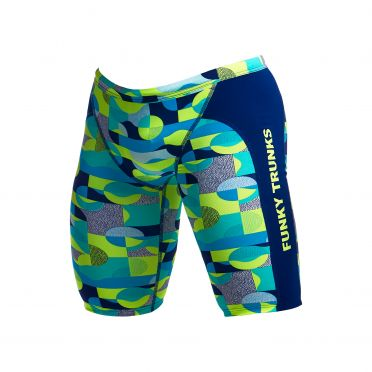 Funky Trunks Sand storm Training jammer swimming men