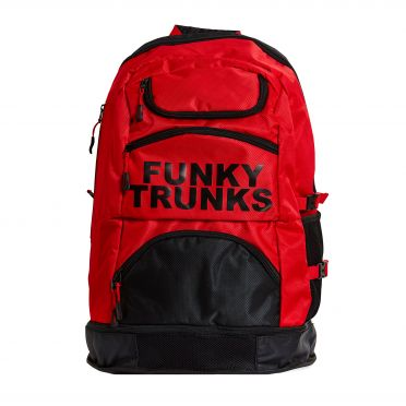 Funky Trunks Elite squad backpack Fire storm