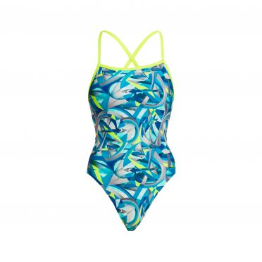 Funkita Concordia strapped in bathing suit women