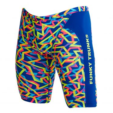 Funky Trunks Noodle Bar Training jammer swimming