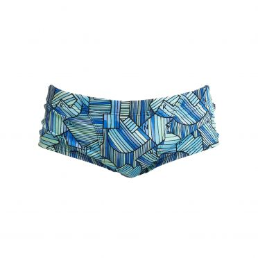 Funky Trunks Land Grab classic trunk swimming men