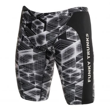 Funky Trunks Black hole Training jammer swimming men