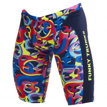 Funky Trunks Organica training jammer swimming men