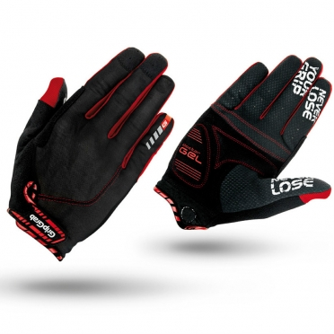 GripGrab SuperGel XC long cycling gloves 2014