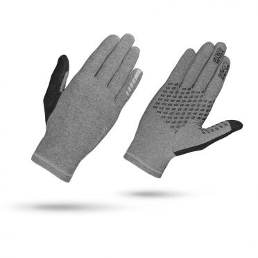 GripGrab Women's insulator cycling gloves gray