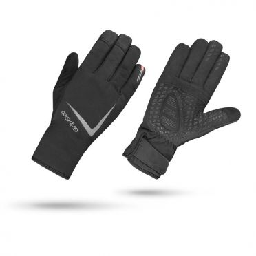 GripGrab Optimus cycling gloves black