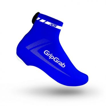 GripGrab RaceAero shoe covers blue