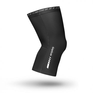 Gripgrab Knee warmers classic black