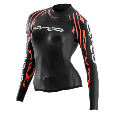 Orca RS1 Openwater neoprene long sleeve baselayer women