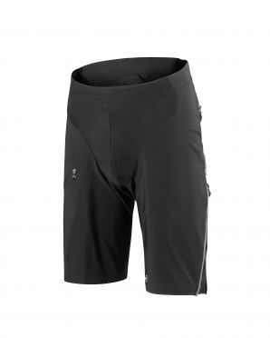 Assos Rally Cargo s7 MTB shorts black men