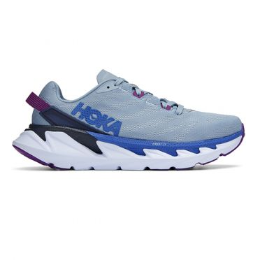 Hoka One One Elevon 2 running shoes blue women