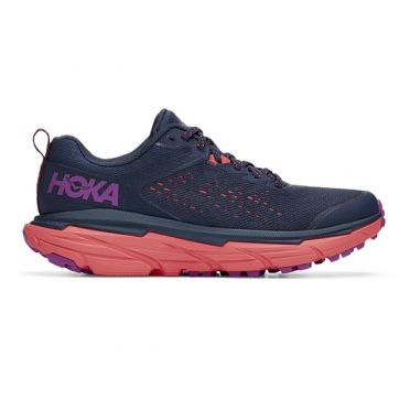 Hoka One One Challenger ATR 6 running shoes dark blue men